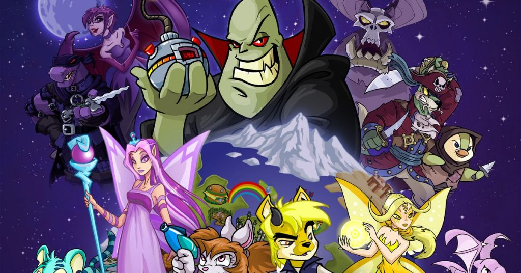Neopets animated series will launch in fall 2021