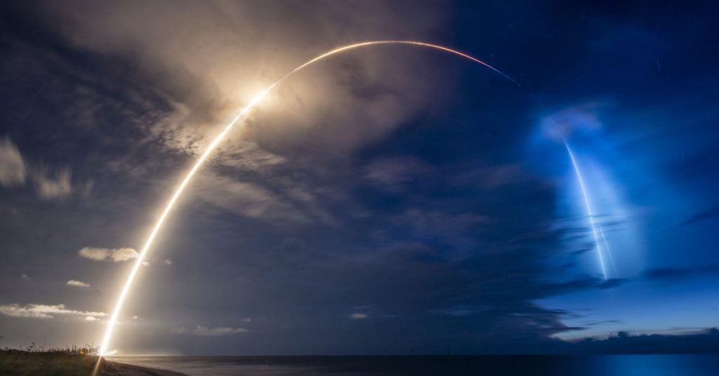 SpaceX launched more Starlink satellites on Falcon 9, and three Planet SkySats hitched a ride