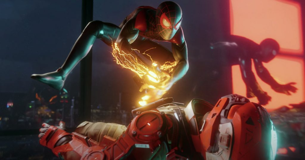 Spider-Man: Miles Morales is coming to the PS5 this year