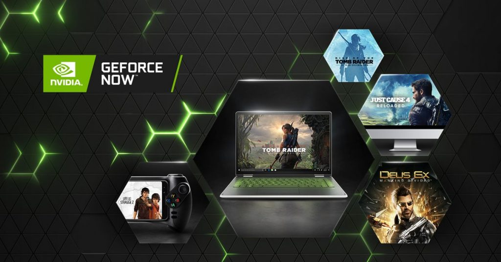 Square Enix titles return to Nvidia's GeForce Now service thanks to opt-in program