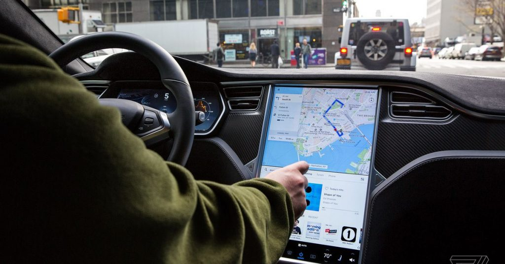 Tesla under investigation for Model S touchscreen failures