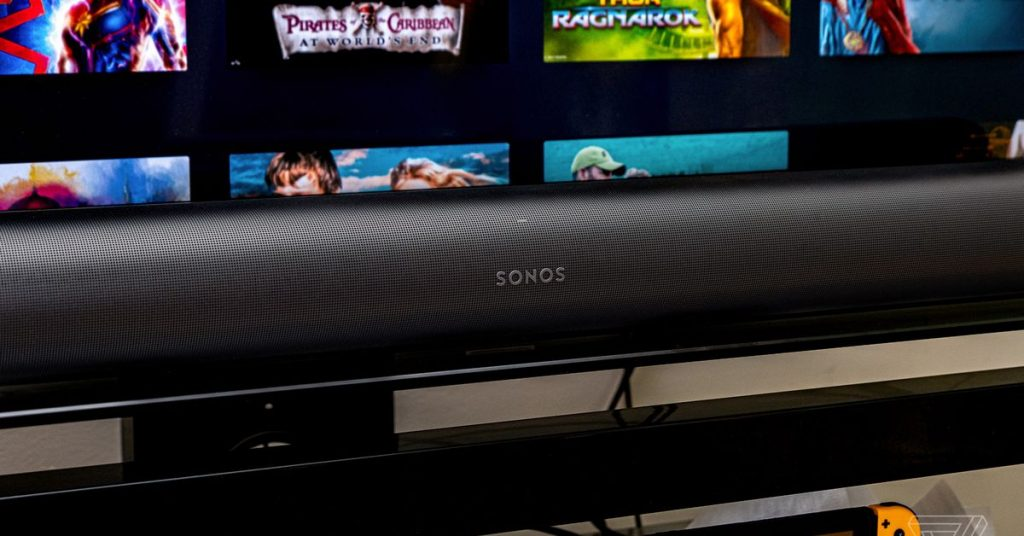 The new Sonos app and S2 update are available now