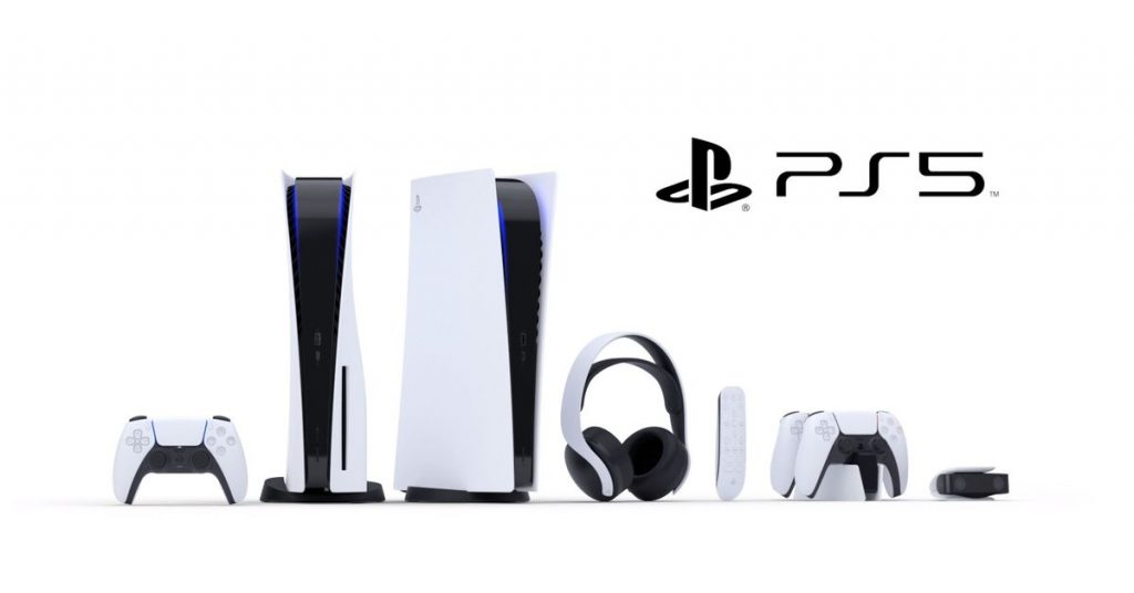 The PS5 is getting a camera, charging dock, headphones, and media remote accessories