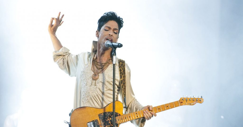 TikTok now has Prince's entire song catalog