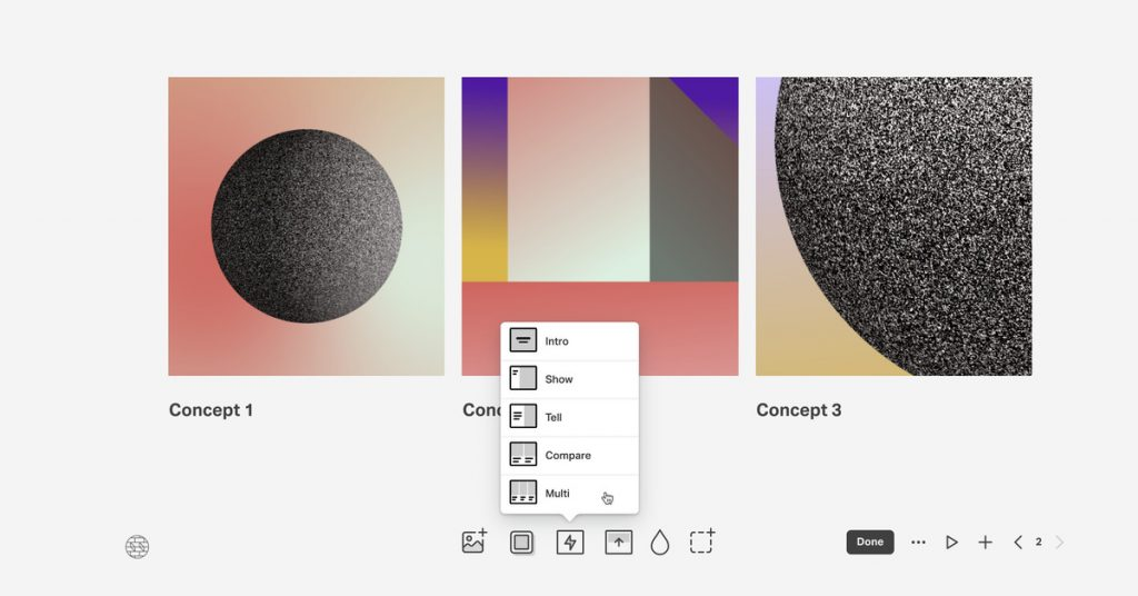 WeTransfer's updated PowerPoint competitor, Paste, saves you time from futzing with layouts