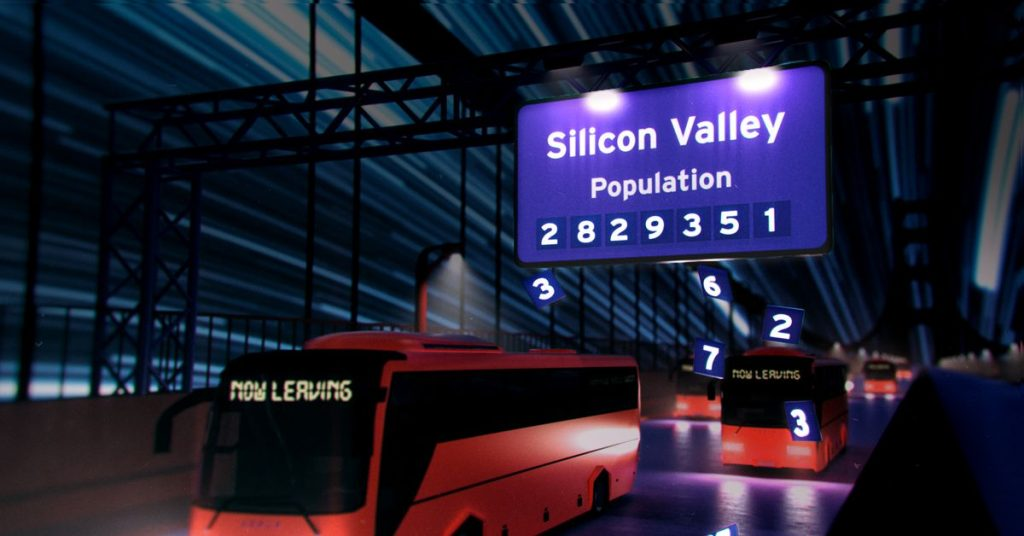 What happens to Silicon Valley when its tech workers flee?