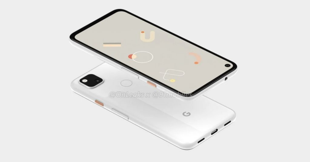 Where is Google's Pixel 4A?