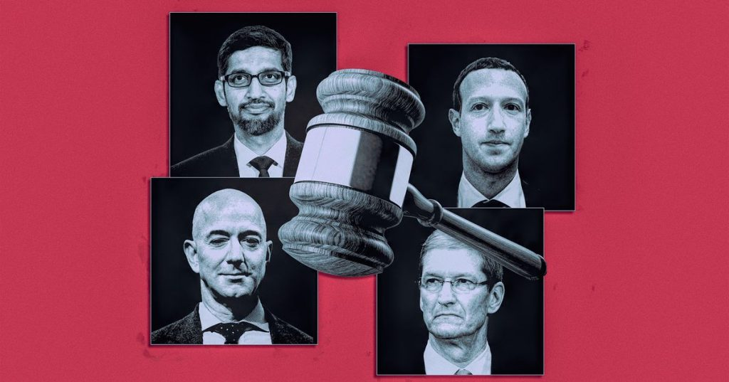 Big Tech is going on trial