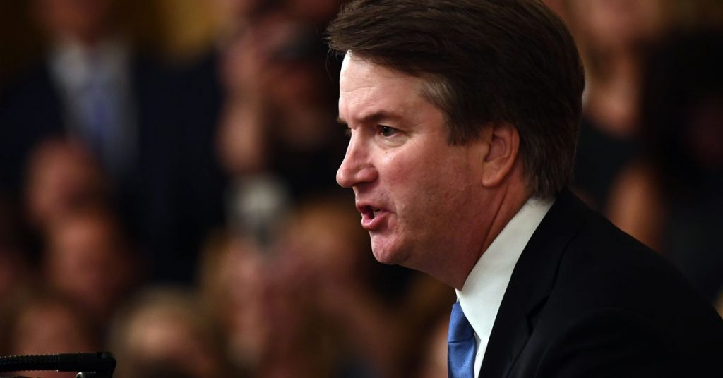 Can Brett Kavanaugh be impartial about Facebook?