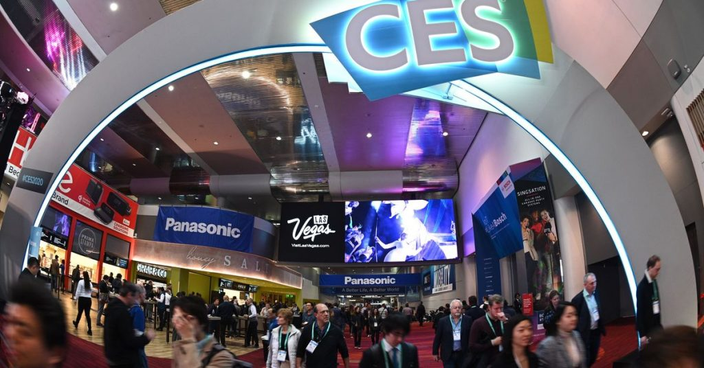 CES, the world's largest tech conference, will be online-only in 2021