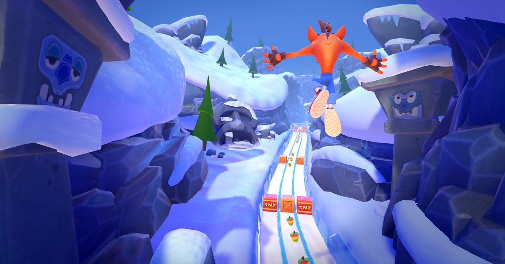 Crash Bandicoot is getting a new mobile game by the creators of Candy Crush Saga