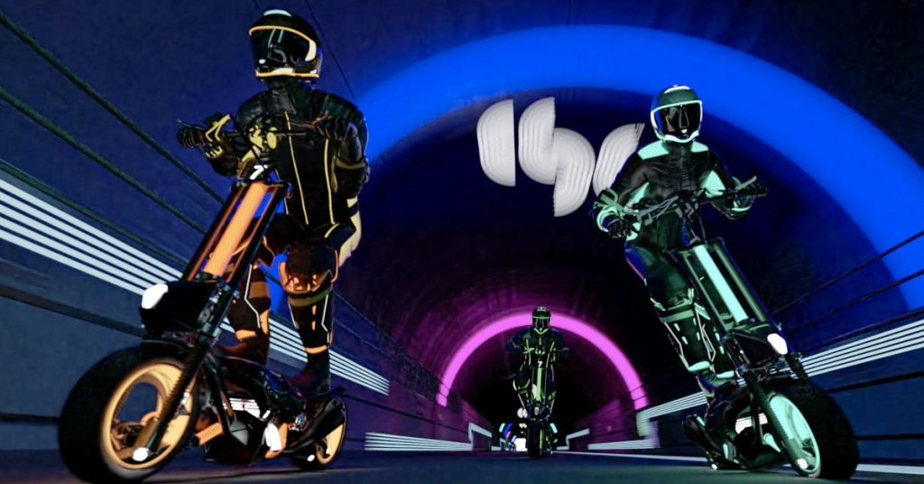 eSkootr is a high-speed electric scooter racing series launching in 2021