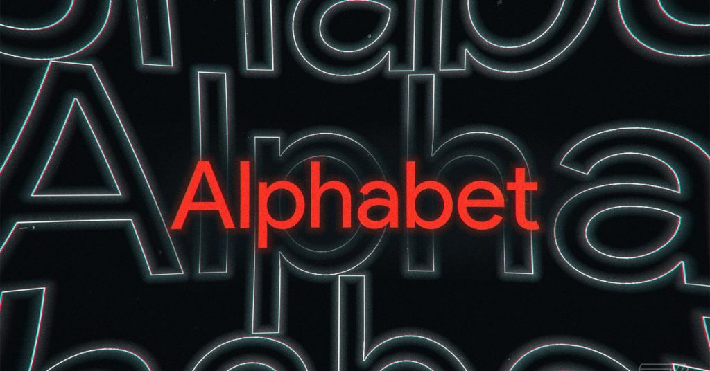 Google parent company Alphabet sees its first revenue decline in history