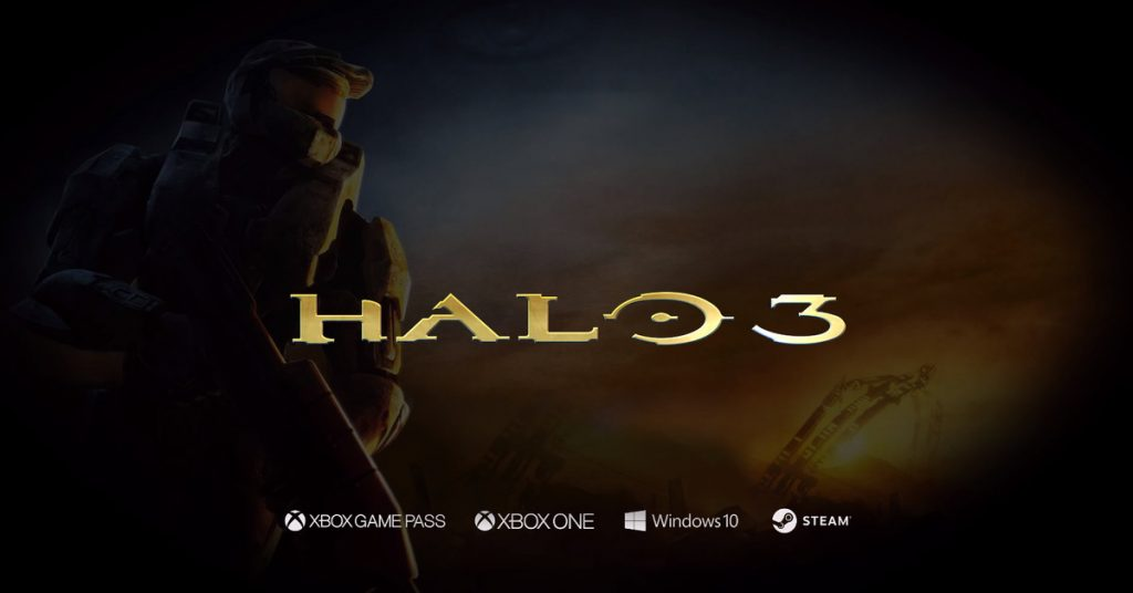 Halo 3 is coming to PC on July 14th