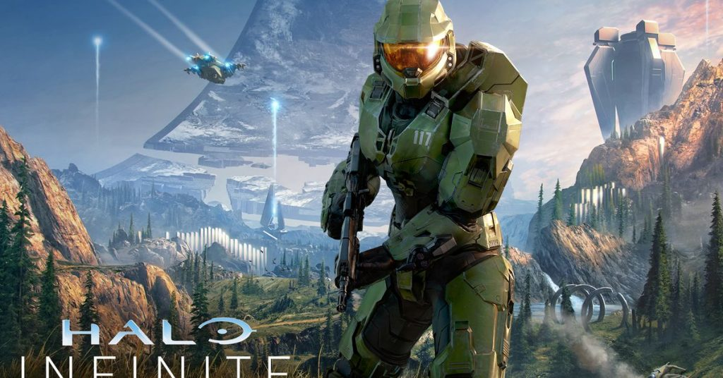 Halo Infinite: watch 8 minutes of gameplay on Xbox Series X