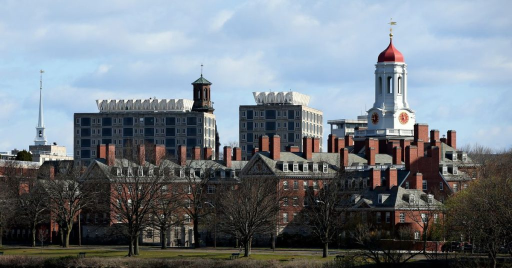 Harvard and MIT sue Trump administration over new policy on international student visas