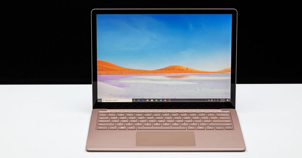 Microsoft's Surface Laptop 3 is more affordable than ever