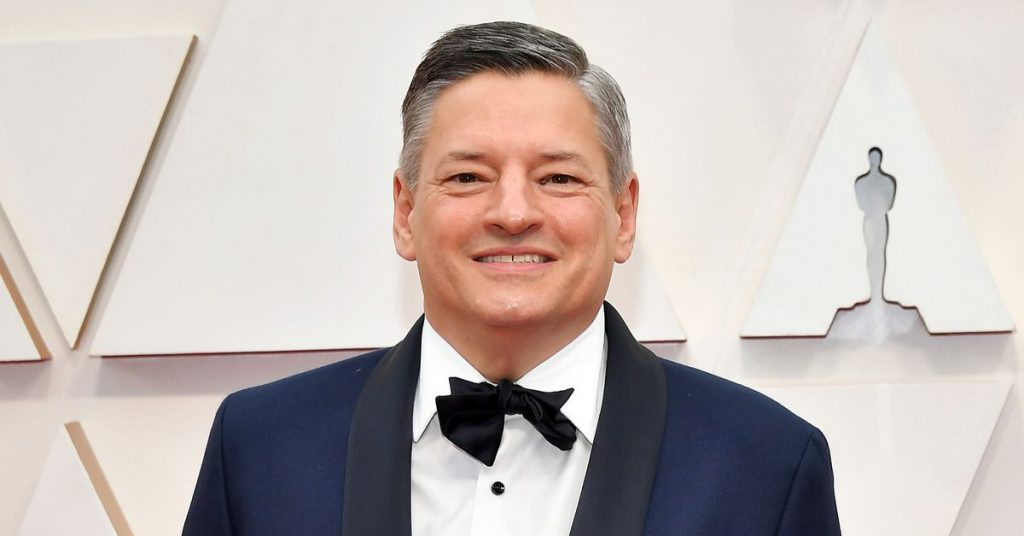 Netflix names content chief Ted Sarandos as co-CEO
