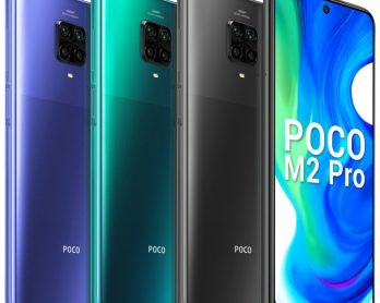 Poco M2 Pro announced with big fast-charging battery for under $200