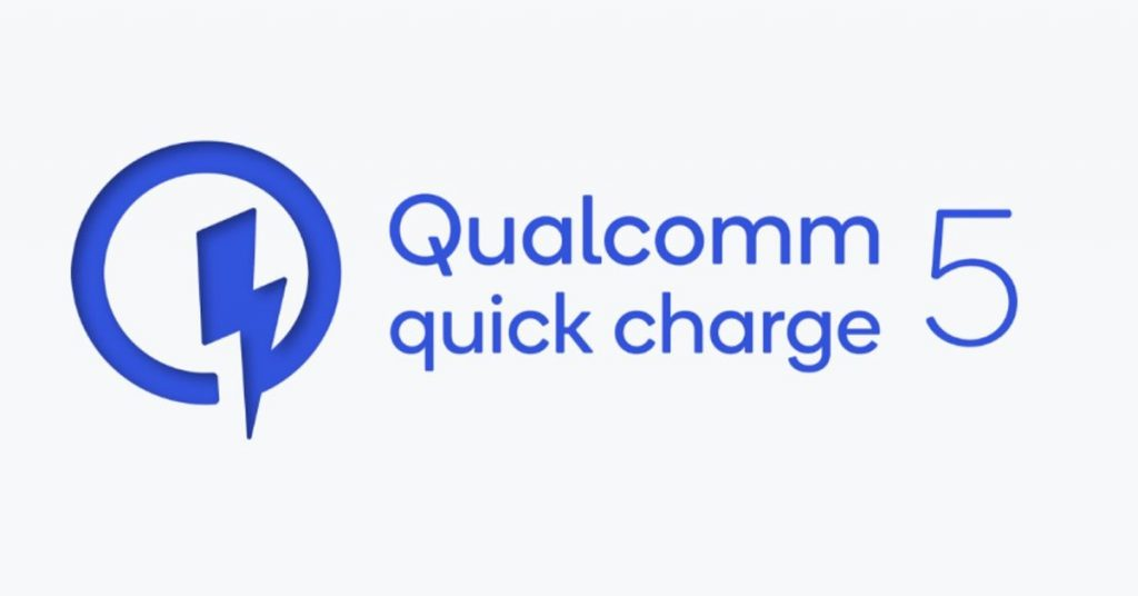Qualcomm's Quick Charge 5 standard promises 50 percent charge in less than five minutes