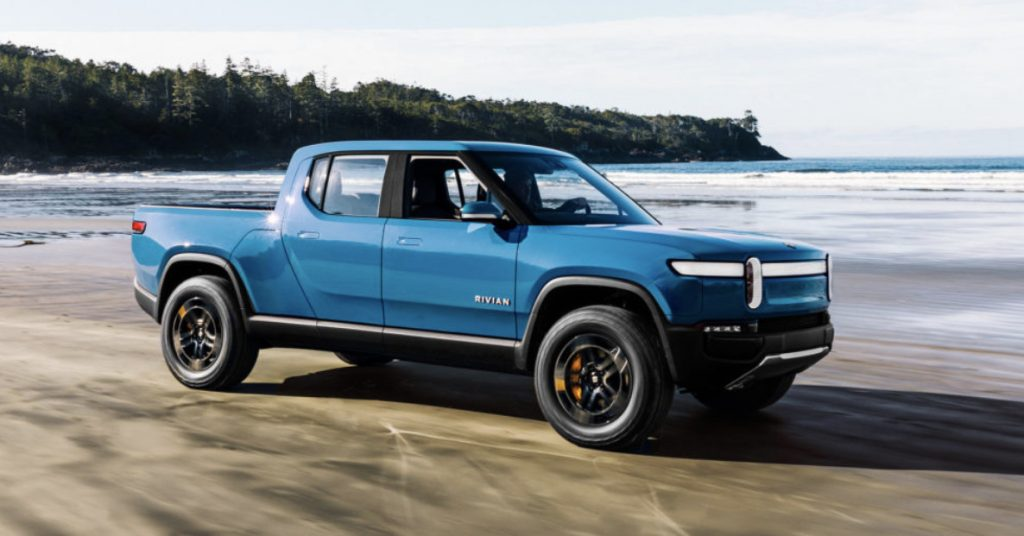 Rivian raises $2.5 billion ahead of launch of electric pickup and SUV