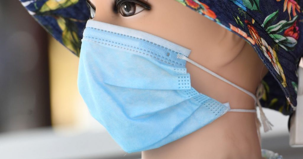 Shoppers are suing over mandatory mask rules, but doctors don't buy it