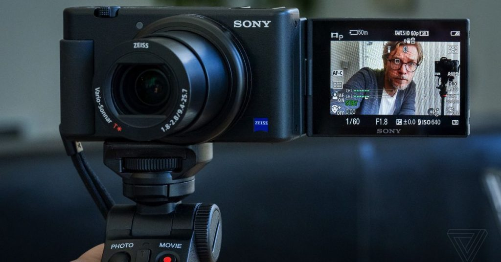 Sony's first vlogging camera almost nails it