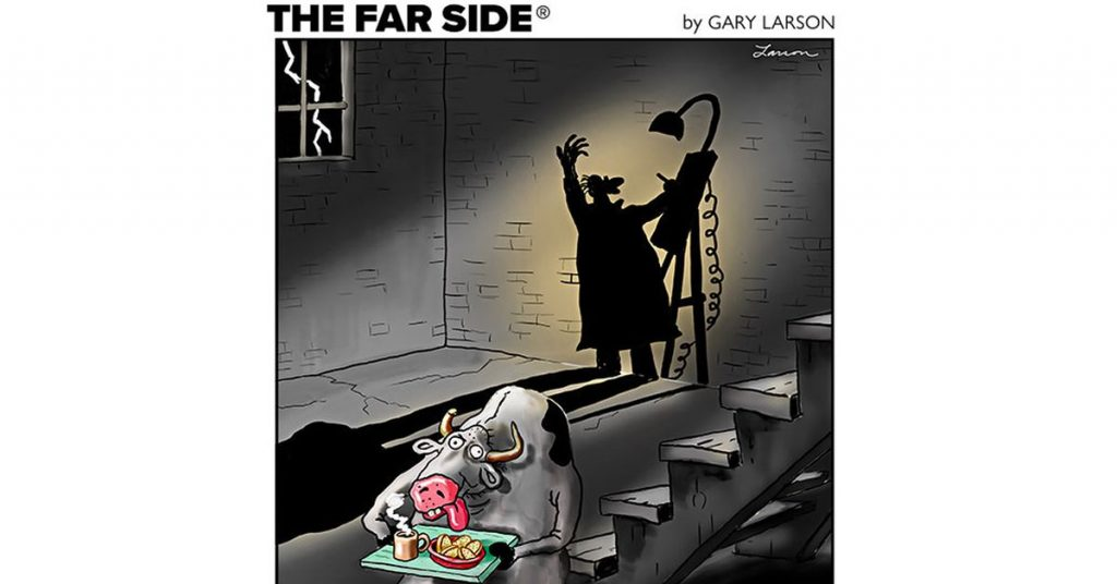 The Far Side returns after 25 years, and it's all digital