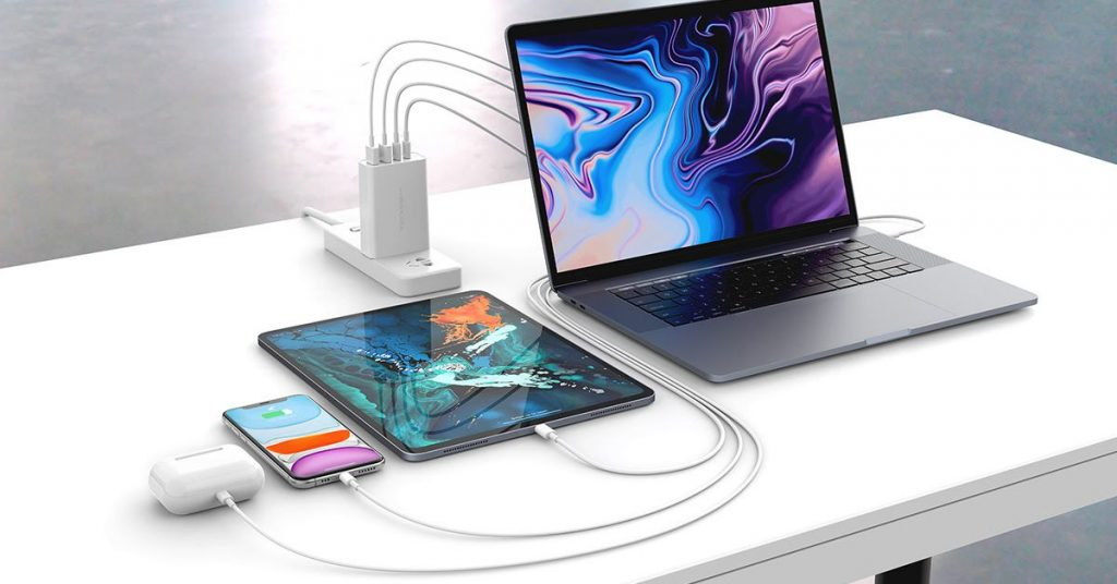 The HyperJuice 100W GaN USB-C charger is now available for $99