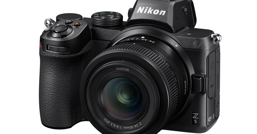 The Nikon Z5 is an entry-level full-frame mirrorless camera for $1,399