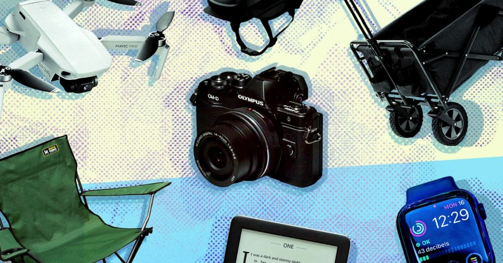 The Verge's favorite gadgets and gear for summer