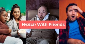 Watch With Friends brings remote Netflix watch parties to Apple TV and Roku devices