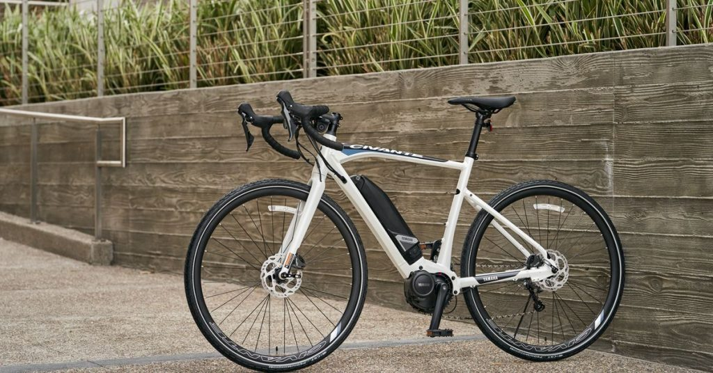 Yamaha's new electric bicycle Civante is a fitness-focused speed demon