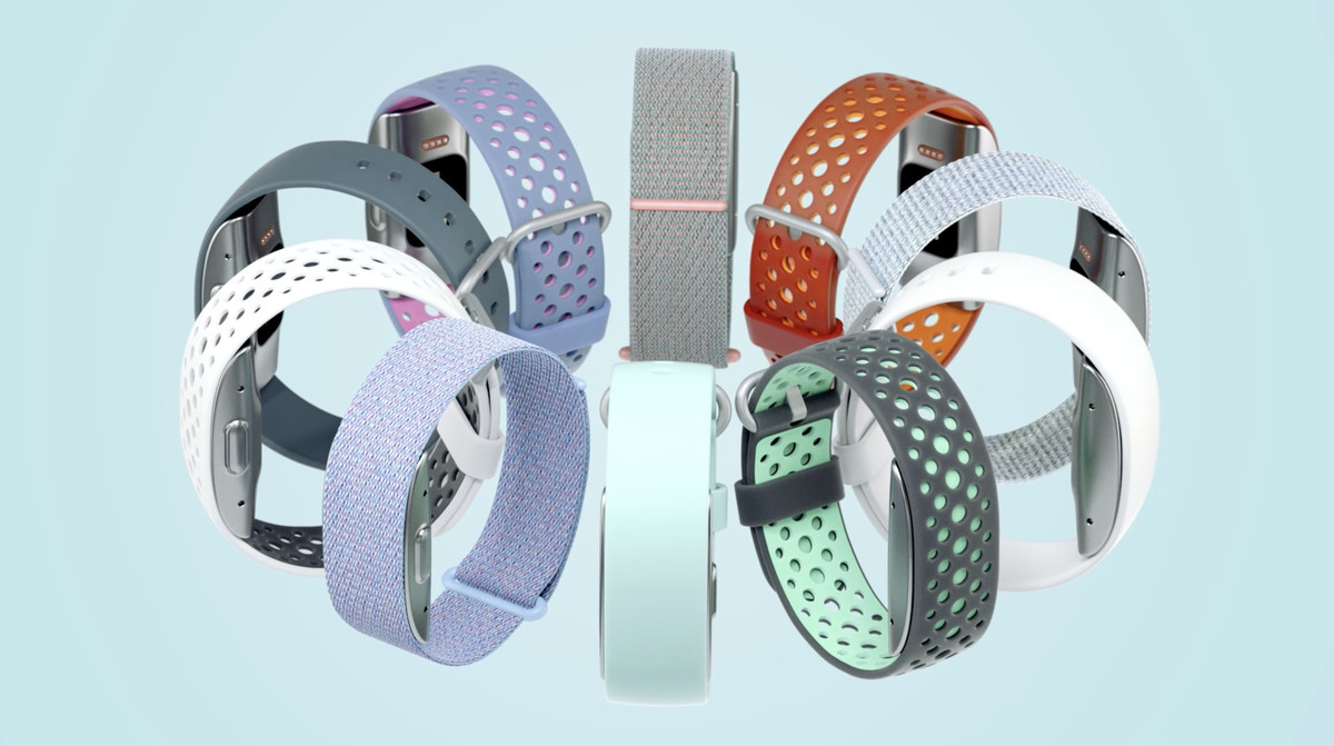 Amazon will sell lots of different band styles and colors