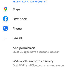 "<em>The Location page lets you tweak your location settings.</em>"" /> The Location page lets you tweak your location settings. <img src="