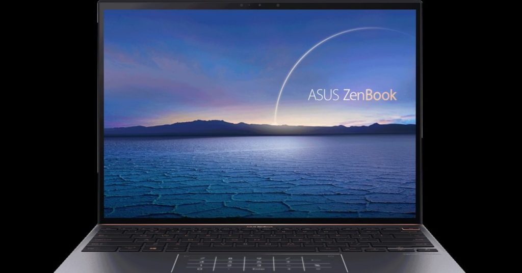 Asus' new ZenBook S has a pixel-packed 3:2 aspect ratio display