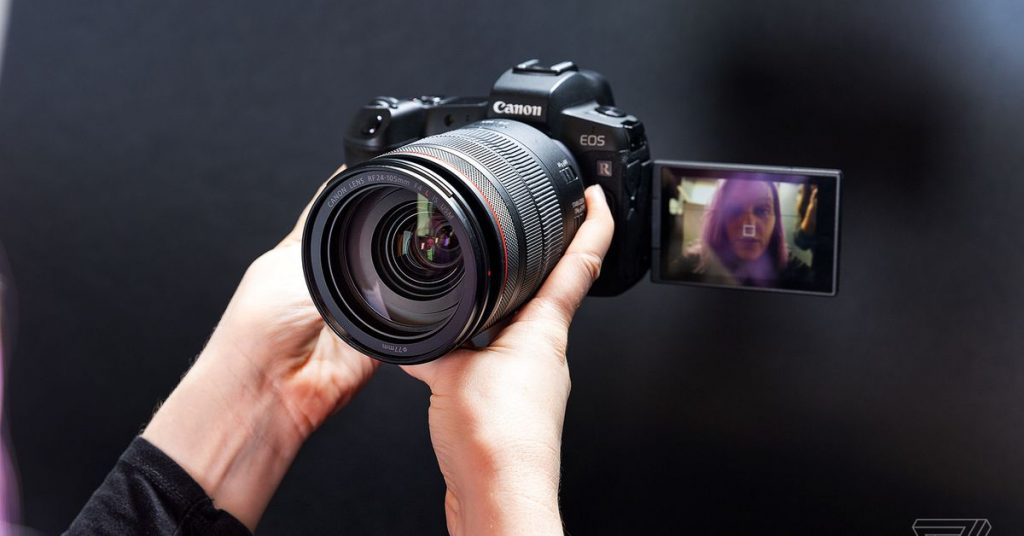 Canon cameras can now upload pictures straight to Google Photos