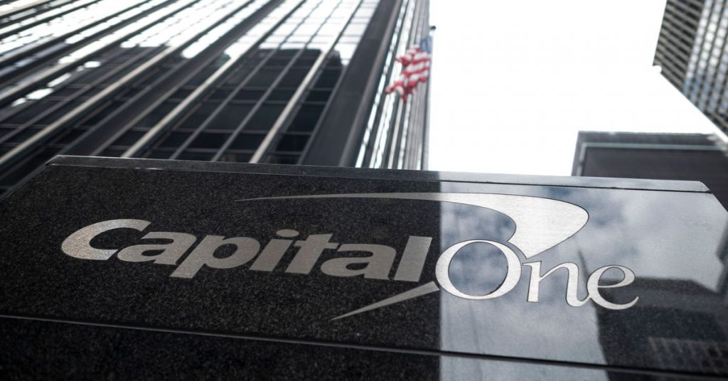 Capital One ordered to pay $80 million penalty for its role in a 2019 data breach