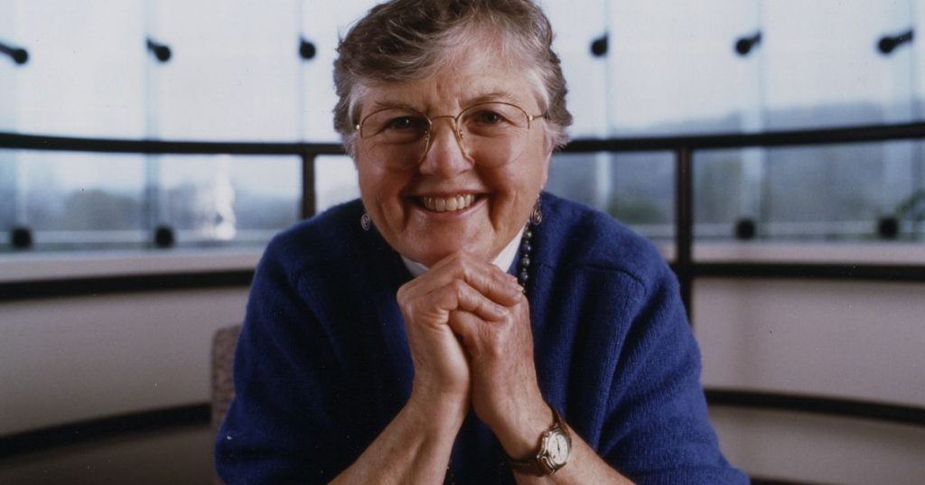 Computer scientist Frances Allen, known for her work on compiling, dies at 88