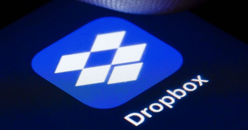 Dropbox's password manager and secure vault are available today, but only for paid users