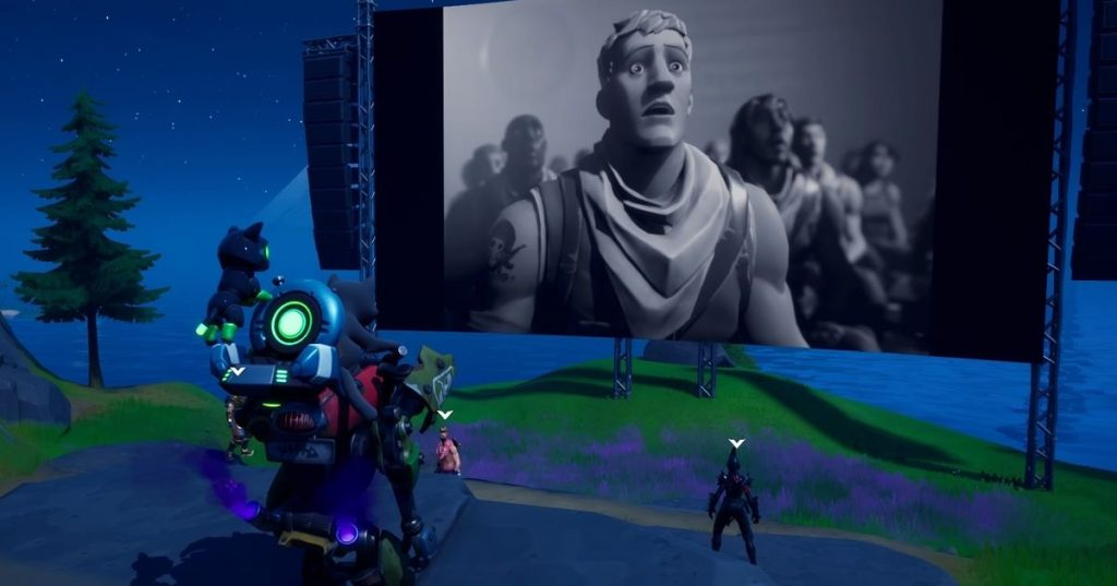 Epic used its playbook for Fortnite events against Apple and Google