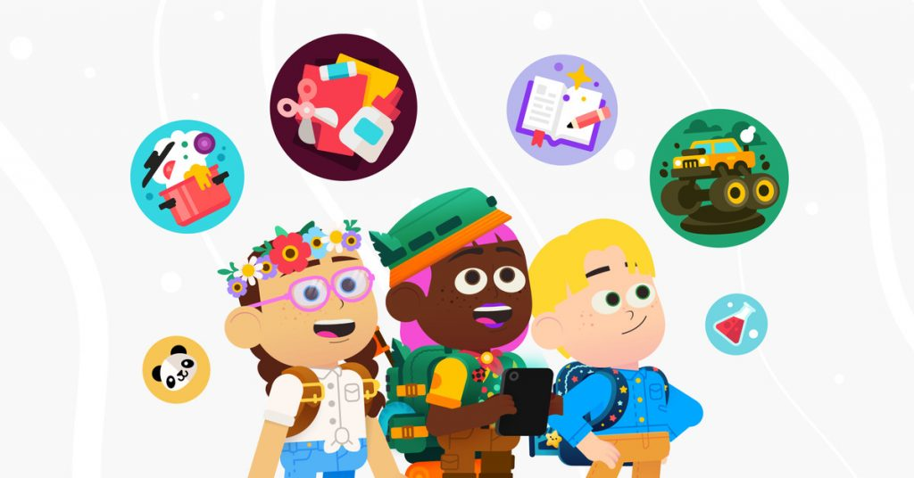 Google's Kids Space aims to make Android tablets more kid-friendly