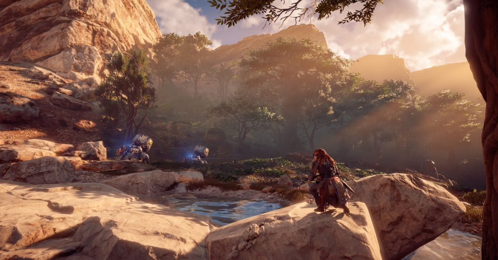 Horizon Zero Dawn for PC is a great idea that needs some work