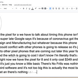 """<em>You can transcribe audio using Google Docs. It's free, but not all that accurate.</em>"""" /> You can transcribe audio using Google Docs. It's free, but not all that accurate. <img src="""