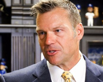 Kris Kobach projected to lose Kansas primary, despite backing from Peter Thiel