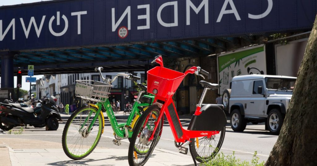 Lime adds the Jump e-bikes Uber didn't scrap to its app