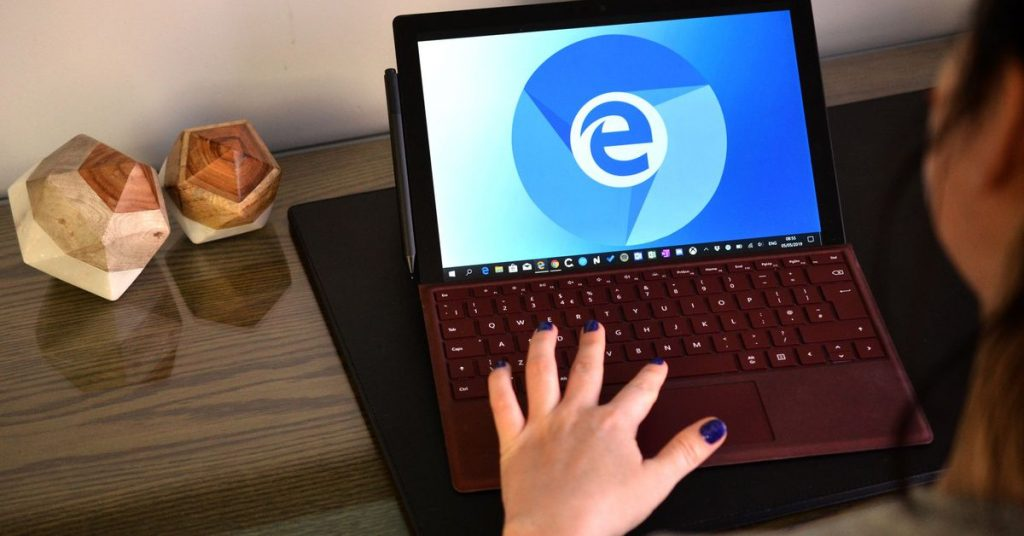 Microsoft's 'can't uninstall Microsoft Edge' support page is hilariously telling