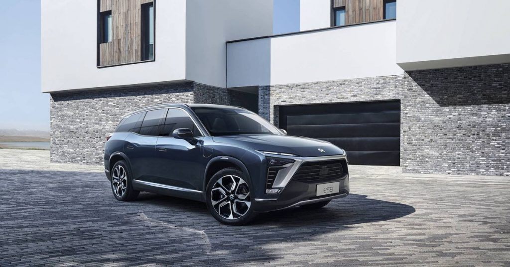 Nio rebounds from the brink with record sales