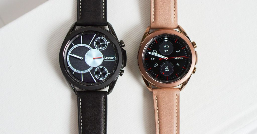 Samsung's Galaxy Watch 3 is thinner, lighter, and more expensive