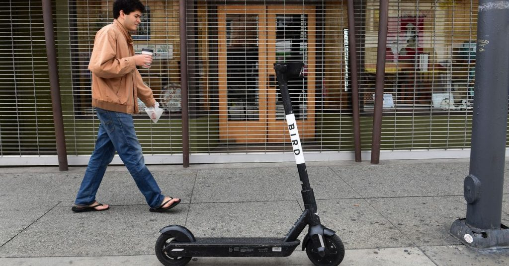 Shared bike and scooter companies are freaking out over a new bill in California
